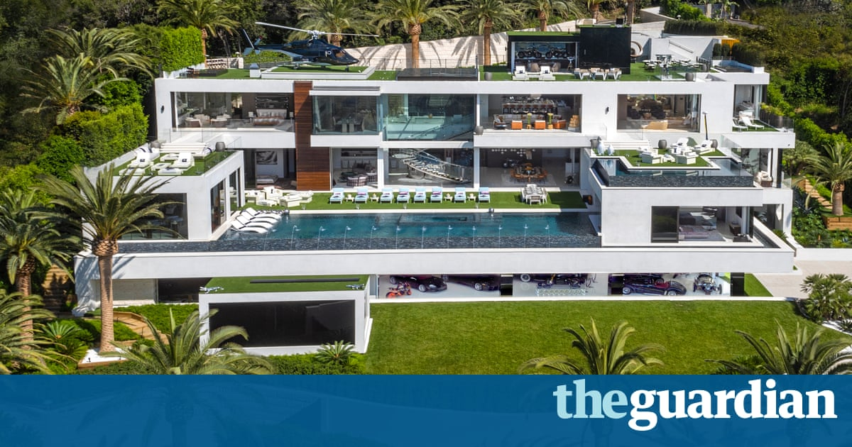 yours for 250m the most expensive house in america us news the guardian