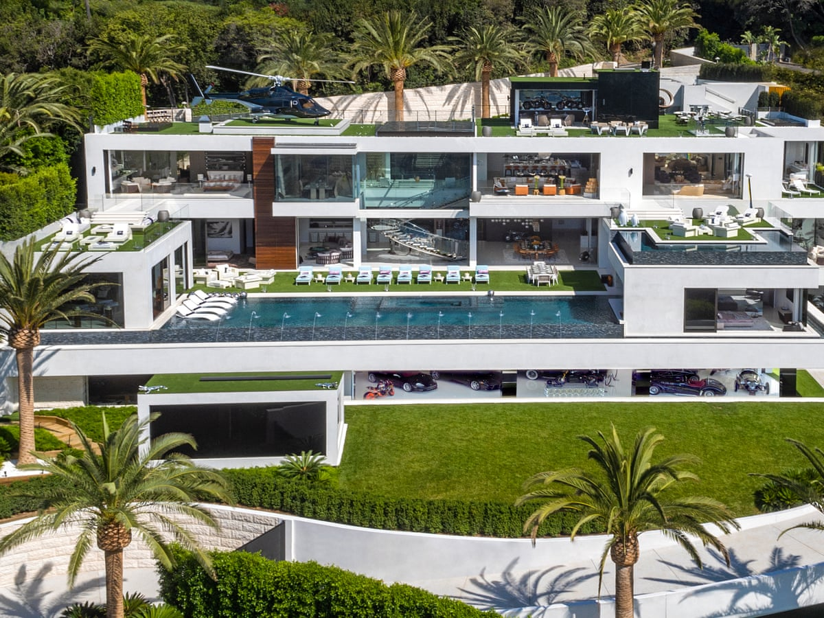 Yours for $10m the most expensive house in America   Los Angeles ...