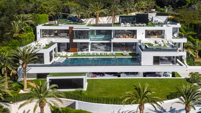 Yours For 250m The Most Expensive House In America