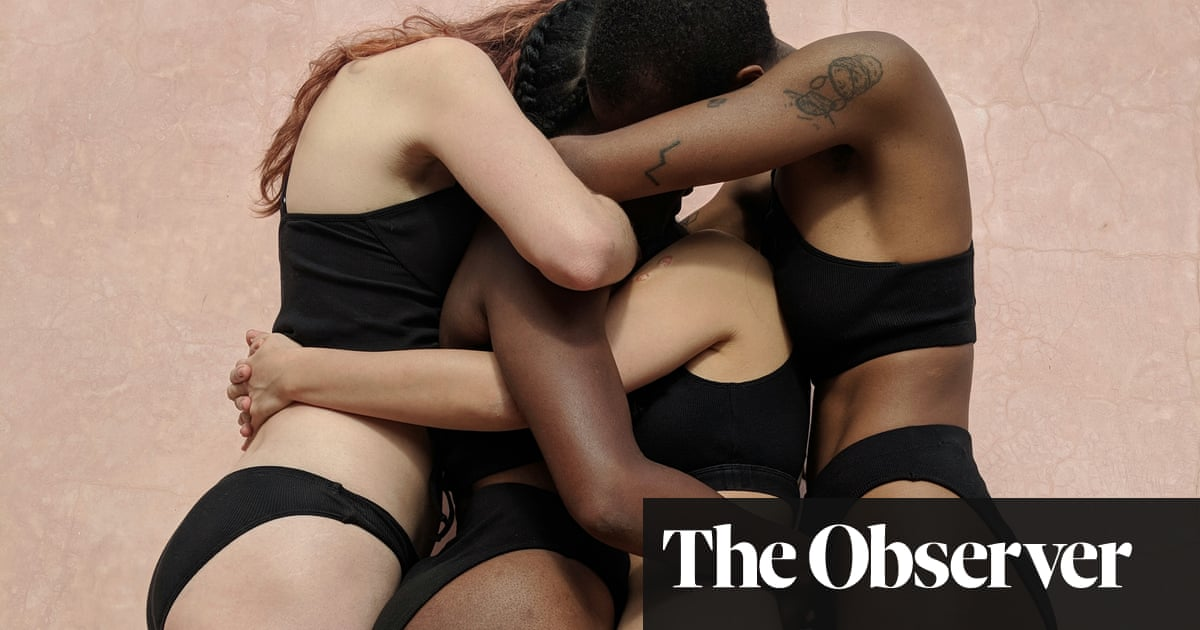 17485b10cd85d Underwear revolution: how lingerie grew up and put women's comfort first.  The Observer