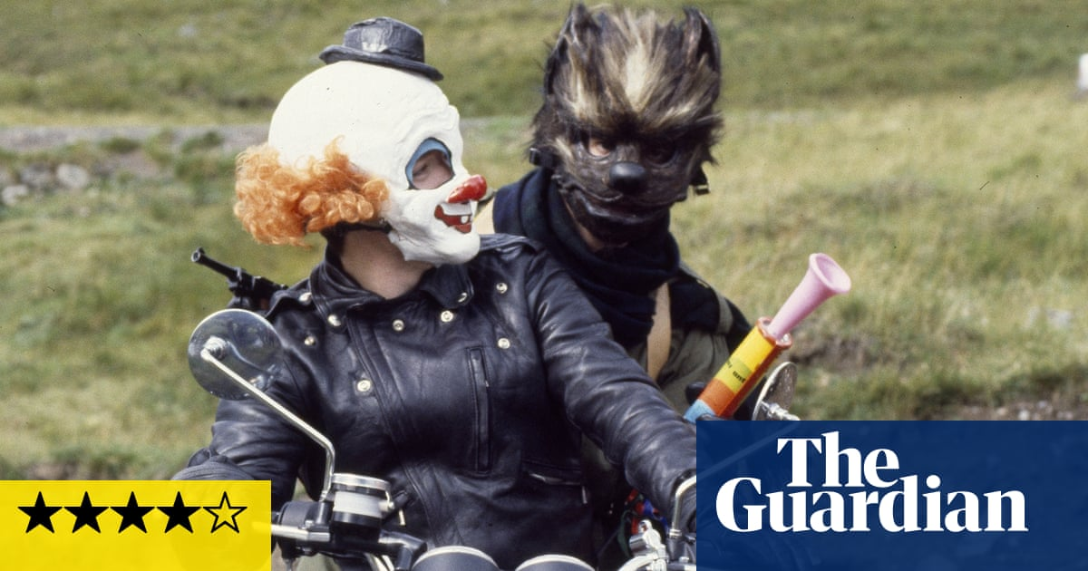 Restless Natives review – classic Scottish comedy is a reminder of a sweeter era