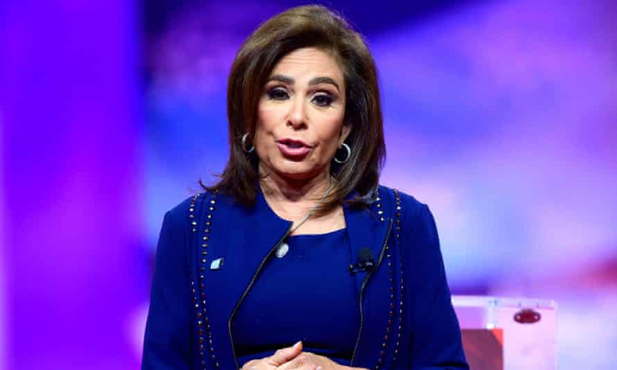 Jeanine Pirro speaks at the Conservative Political Action Conference (CPAC) in March.