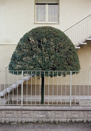 From the series Colazione sull'erba by Luigi Ghirri and published by Mack books.
