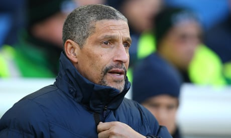 Chris Hughton's honest approach strikes a chord at Brighton   Amy Lawrence