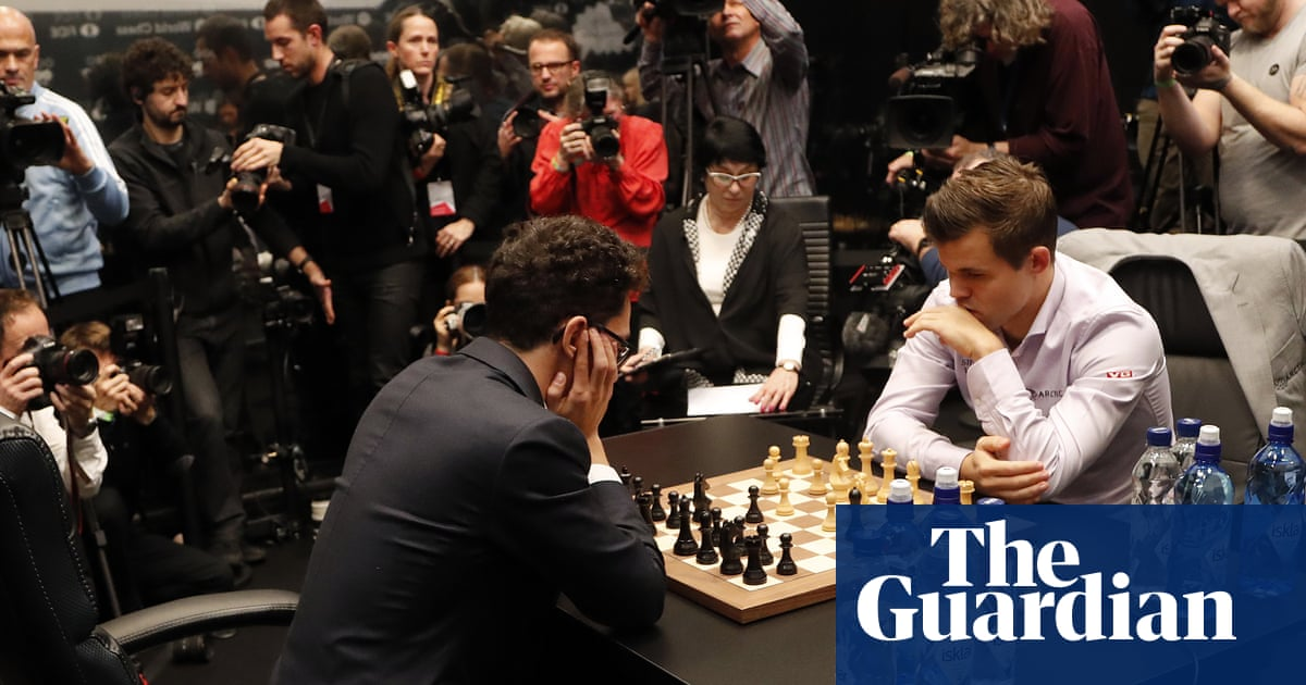 Magnus Carlsen's tense victory sends interest in chess soaring