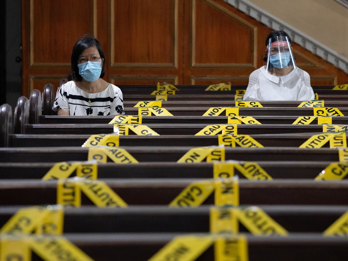 Global Report Philippines Says Schools Won T Reopen Until There Is A Covid 19 Vaccine Philippines The Guardian
