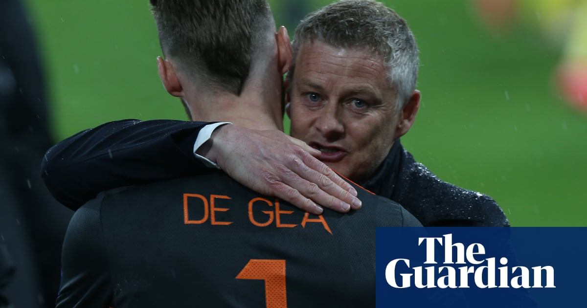 Solskjaer: Manchester United 'did not turn up' for Europa League final