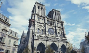 video game holidays: Art and culture — Paris (Assassin's Creed Unity)