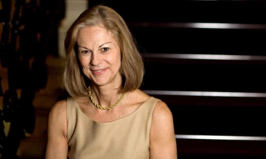 Christie Hefner, daughter of Hugh Hefner, has pushed for change at Playboy