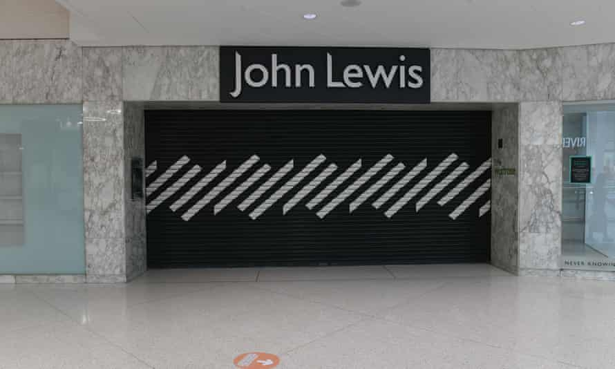 John Lewis store in Watford has already closed.