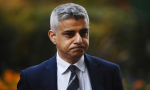 Sadiq Khan: 'We need it to be collected and published right now. There simply is no good reason to wait.'