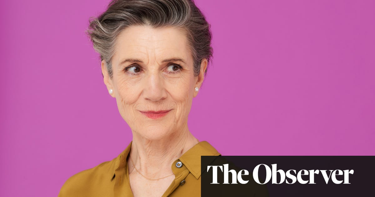 Harriet Walter: 'There are people who can play the game way better than me'