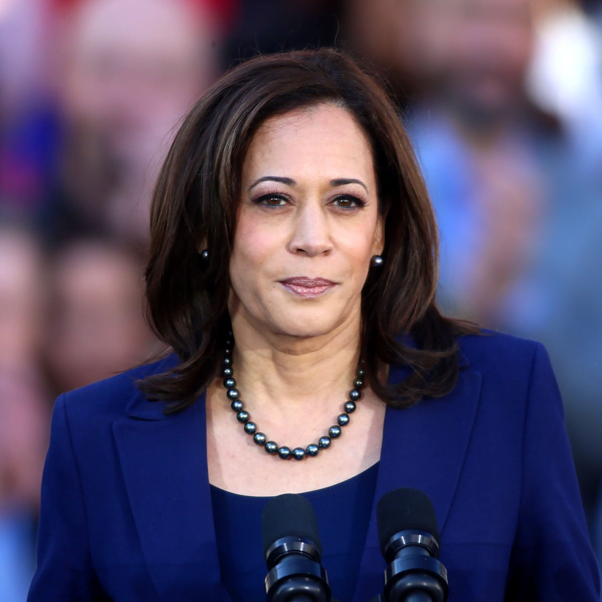 Kamala Harris Laughed About Jailing Parents Over Truancy But It S Not Funny Kamala Harris The Guardian