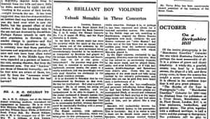 Manchester Guardian, 21 November 1932.