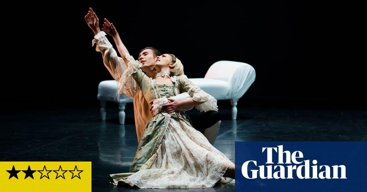 Northern Ballet: Dangerous Liaisons review – more sedate than seductive
