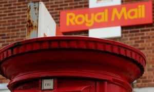 Royal Mail was largely privatised in 2013