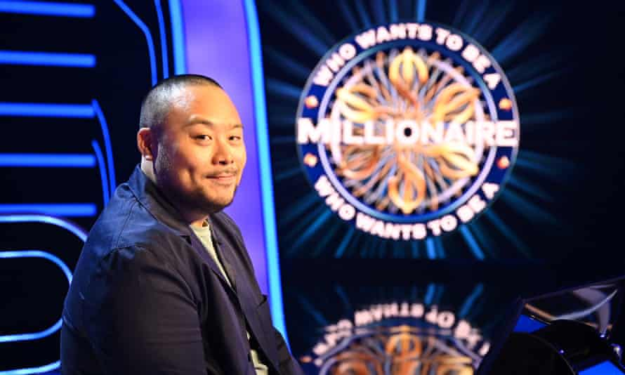 Chang on ABC's Who Wants to Be a Millionaire?