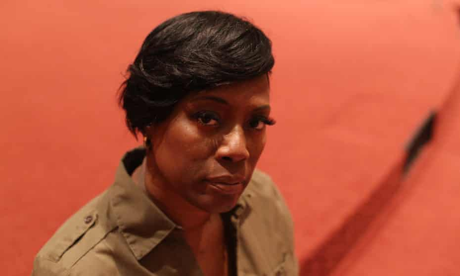 Crystal Mason' leaves behind three children. Her lawyer said: 'This is an act of voter intimidation not the will of a free people.'
