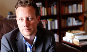 Australian journalist Martin McKenzie-Murray, whose first book A Murder Without a Motive investigates the Perth murder of Rebecca Ryle by 19-year-old James Duggan in 2004.