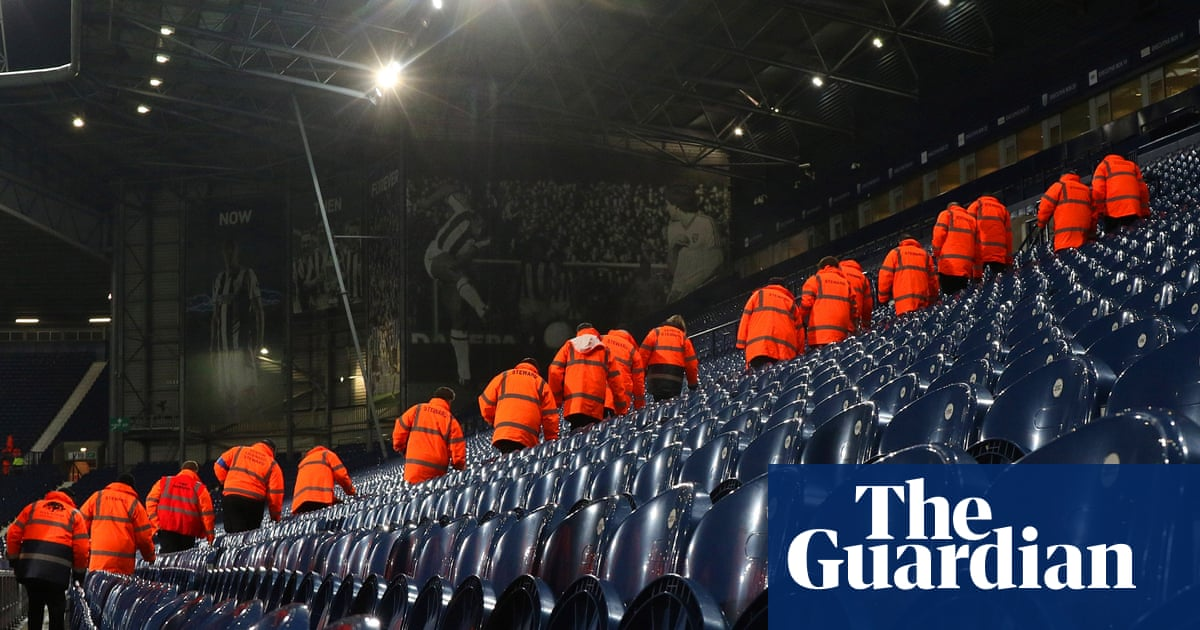 Hi-vis jackets and low-level bother: a steward's view of a