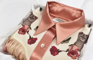 Silken Favours shirt