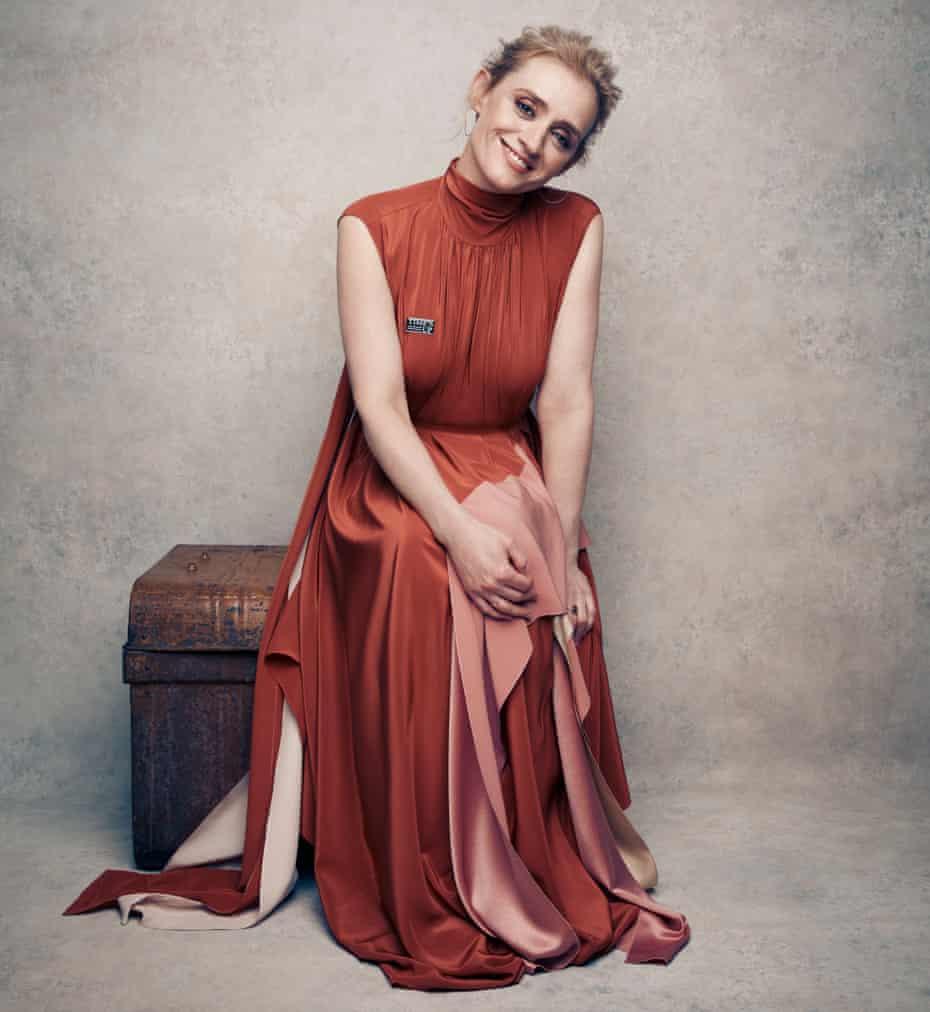 'I often felt like I didn't belong': Anne-Marie Duff.