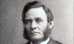 Captain Joseph Wiggins was an early believer in the possibilities of sea trade with Siberia.