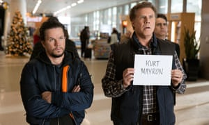 'Sorry mess': Mark Wahlberg and Will Ferrell in Daddy's Home 2