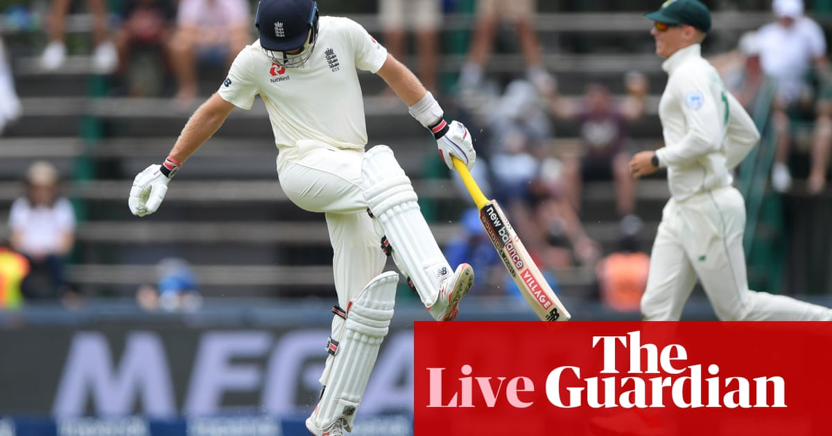 4541 - South Africa v England: fourth Test, day two – live! | Sport