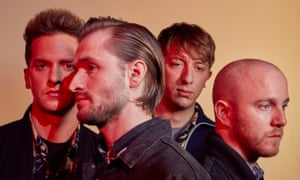 Wild Beasts will be performing at Green Man festival.