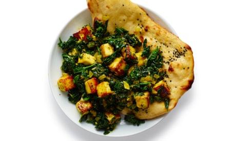 How to cook saag paneer - recipe