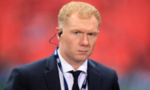 Paul Scholes has been very critical of José Mourinho but has failed to pour scorn on the owners and directors of Manchester United.