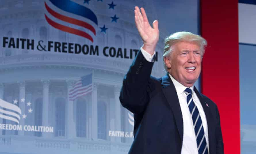 Donald Trump: 'We know the truth will prevail'