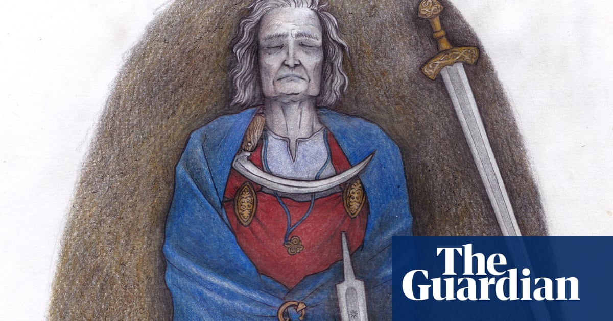 1,000-year-old remains in Finland may be non-binary iron age leader