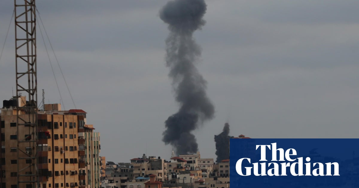 Israel's security cabinet approves Gaza ceasefire