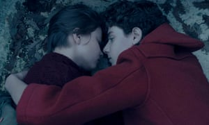 Love brings psychic knowledge … Julia Jedlikowska as Luna and Gaetano Fernandez as Guiseppe in Sicilian Ghost Story