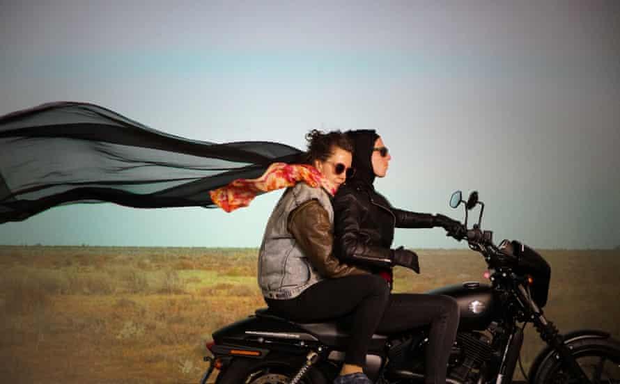 The Ride, by Cigdem Aydemir.