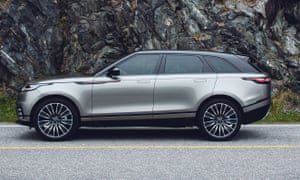 Range Rover Velar >> Range Rover Velar It Feels Like The Brand S Flagship Model