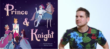 Unavailable in Upshur County … Prince & Knight and its author, Daniel Haack.