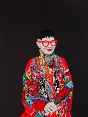 Jenny Kee by Carla Fletcher.