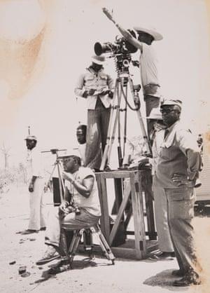 Dakar, late 1960s or early 1970sS