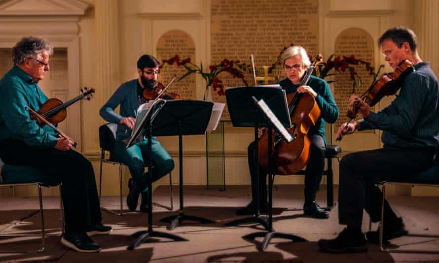 The Arditti Quartet will play as part of the Wigmore Hall 100.