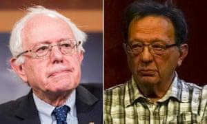 Bernie and Larry Sanders