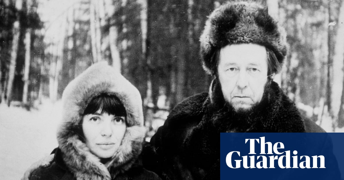 Nobel archives reveal judges' safety fears for Aleksandr Solzhenitsyn