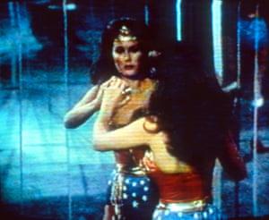 Little wonder ... Dara Birnbaum's Technology/Transformation: Wonder Woman, 1978/9.