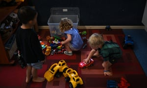 The Australian government is providing an additional $305m for families and childcare providers.