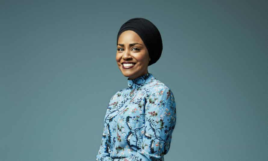 'I need to make space for people like me in this industry': Nadiya Hussain.