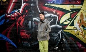 Chen Haoran, member of the rap music band IN3, has said he is no longer interested in making rebellious music.