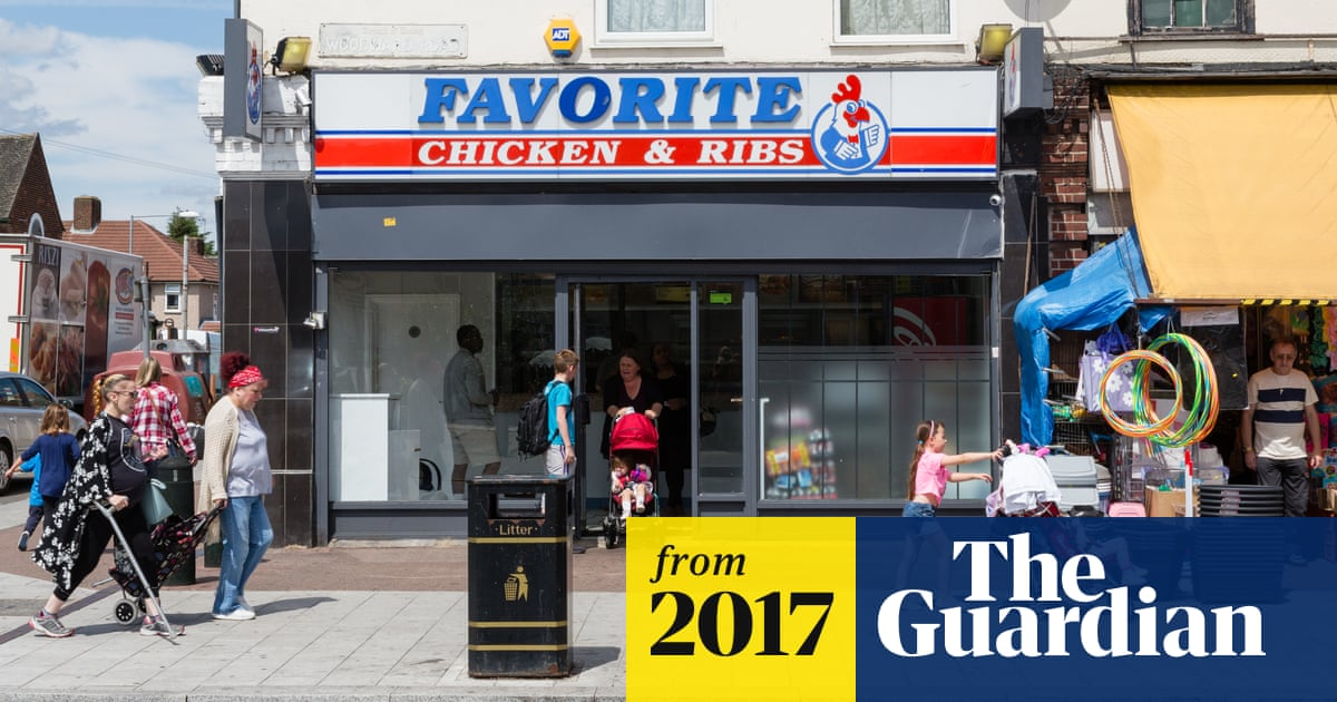 Large rise in takeaway shops highlights dominance of fast