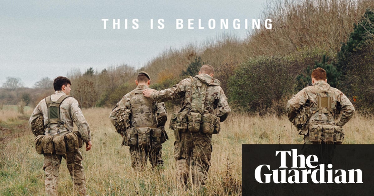 Charity criticises british army campaign to recruit under 18s uk a still from the this is belonging advert from the british army spiritdancerdesigns Choice Image